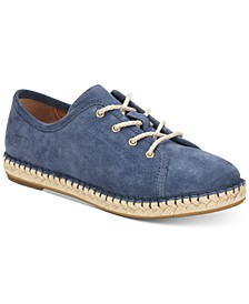 Seel Lace-Up Espadrille Sneakers
