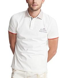 Men's Custom-Fit Logo Club Polo Shirt