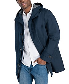 Men's Classic-Fit Stadium Raincoat