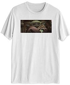 Baby Yoda Men's Graphic T-Shirt