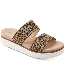 Delrey Slip-On Flatform Sandals