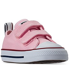 Toddler Girls Chuck Taylor All Star Twisted Ox Stay-Put Closure Casual Sneakers from Finish Line