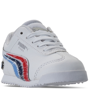 Puma Sneakers TODDLER BOYS BMW NMS ROMA CASUAL SNEAKERS FROM FINISH LINE