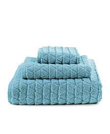Jewel 3-Pc. Turkish Cotton Towel Set