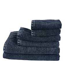 Lobby 6-Pc. Turkish Cotton Towel Set