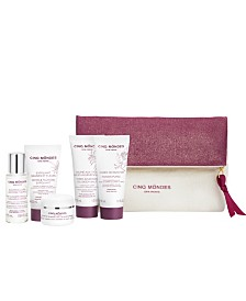 Beauty Rituals of The World Collection for Face - Set of 5