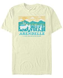 Men's Arendelle Short Sleeve Crew T-shirt