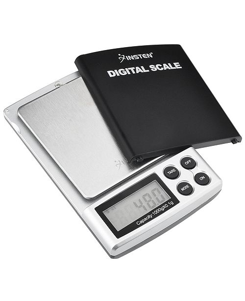 Insten Digital Pocket Scale 0.1-1000 g with Protective Cover