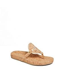 Georgica Cork Sandals