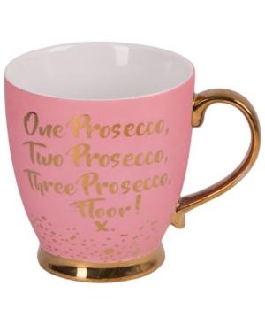 Home Essentials Gold Preseco Mug