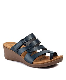 Theanna Wedge Sandals