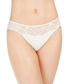 Women's Perfectly Fit Iris Lace Bikini Underwear QF5966