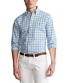 Men's Slim-Fit Oxford Shirt