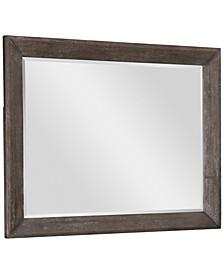 Facets Bedroom Mirror
