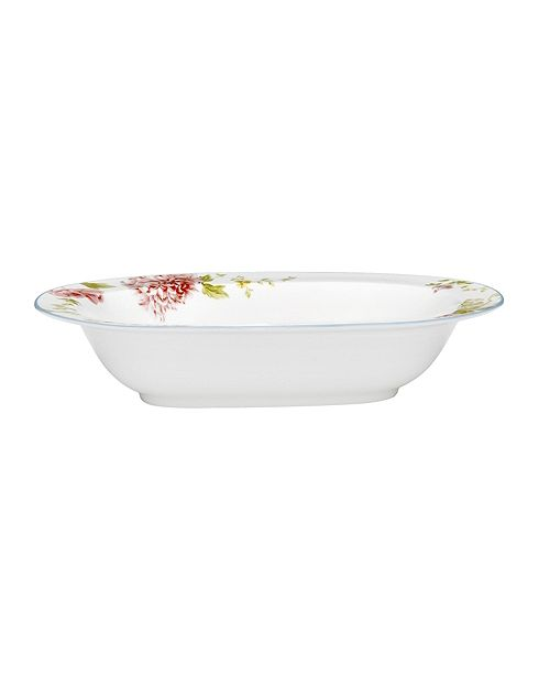 Noritake Peony Pageant Oval Vegetable Bowl