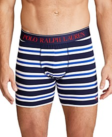 Men's Stretch Jersey Boxer Brief
