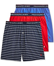 Men's Classic-Fit Cotton Jersey Boxer