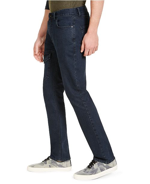 Sun + Stone Men's Calhoun Slim-Fit Jeans, Created for Macy's