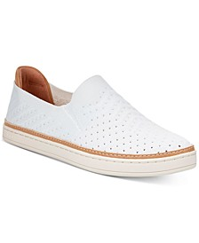 Women's Sammy Chevron Slip-On Sneakers