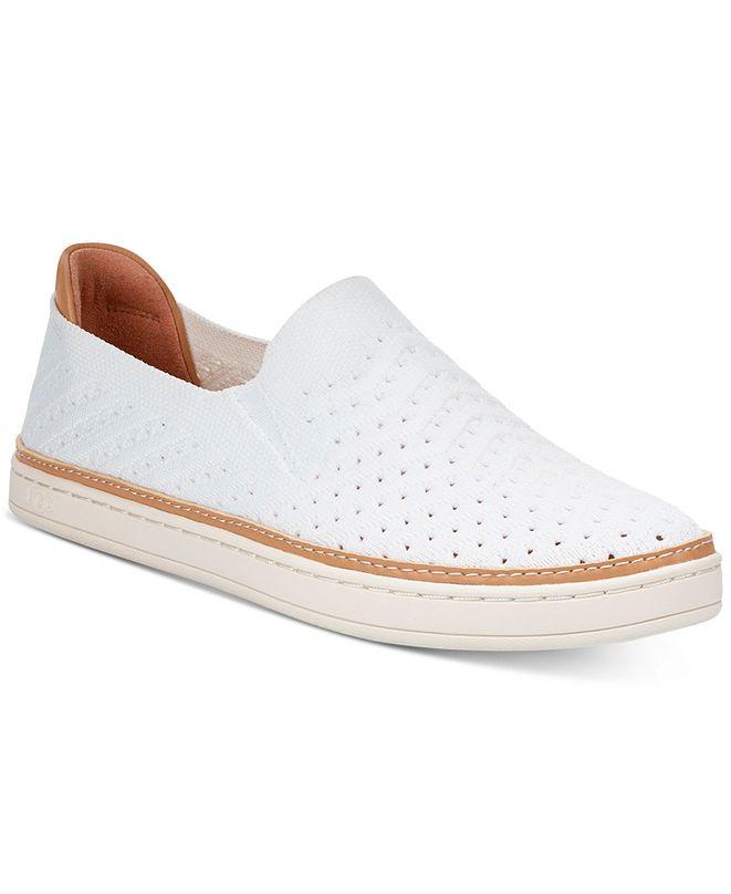 UGG® Women's Sammy Chevron Slip-On Sneakers
