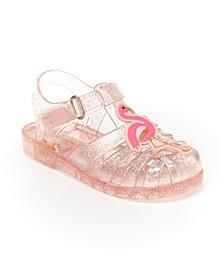 Oshkosh B'Gosh Toddler and Little Kids Girls Marie Jelly Sandal