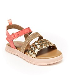 Oshkosh B'Gosh Toddler and Little Kids Girls Juaneta Fashion Sandal