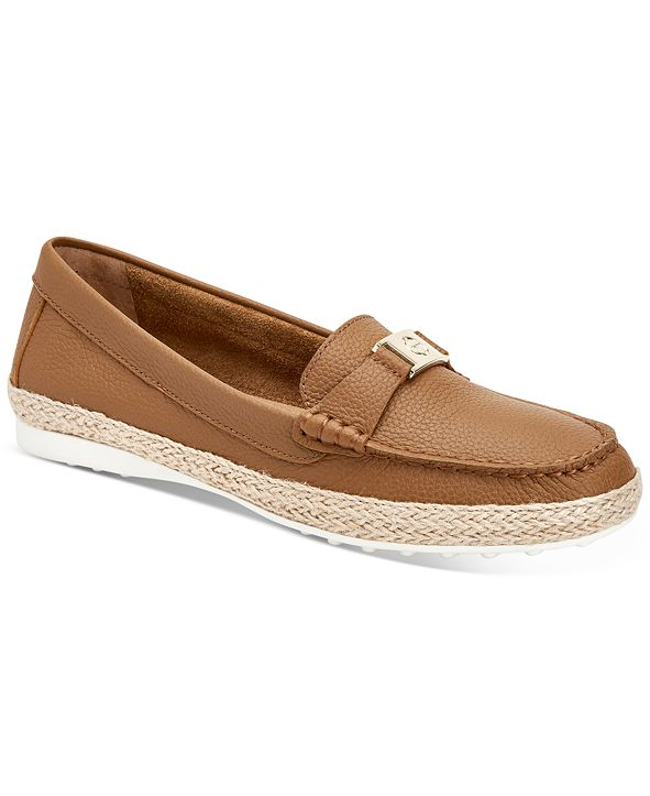 Giani Bernini Dailyn Memory Foam Espadrille Loafers, Created for Macy's
