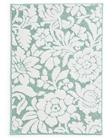 "Martha Stewart Collection Bella 20"" x 30"" Bath Rug, Created for Macy's"