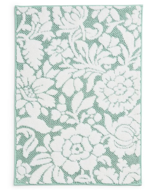 "Martha Stewart Collection Bella 20"" x 30"" Bath Rug, Created for Macy's"