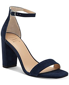 INC Women's Lexini Two-Piece Sandals, Created for Macy's