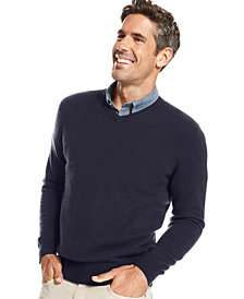 Club Room Cashmere Sweaters, Created for Macy's