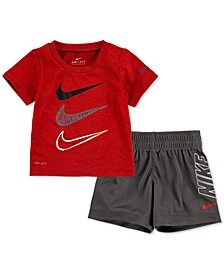 Dri-FIT T-Shirt and Shorts 2-Piece Set