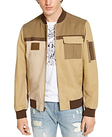 Men's Redondo Bomber Jacket, Created for Macy's