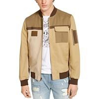 Sun + Stone Men's Redondo Bomber Jacket