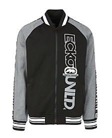 Men's Vert Printed Take Varsity Jacket