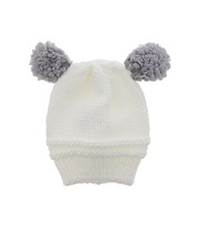 Dream Baby Boys and Girls Knitted Hat with Ears