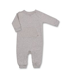 Baby Boys and Girls French Terry Jumpsuit