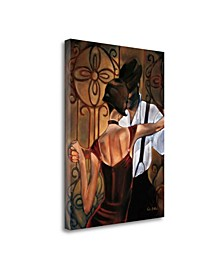 Evening Tango by Trish Biddle Fine Art Giclee Print on Gallery Wrap Canvas