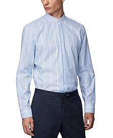BOSS Men's Jordi Light Pastel Dress Shirt