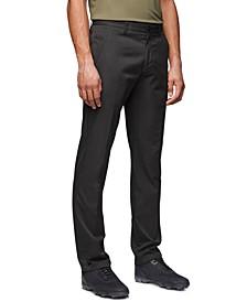 BOSS Men's Hakan Black Pants