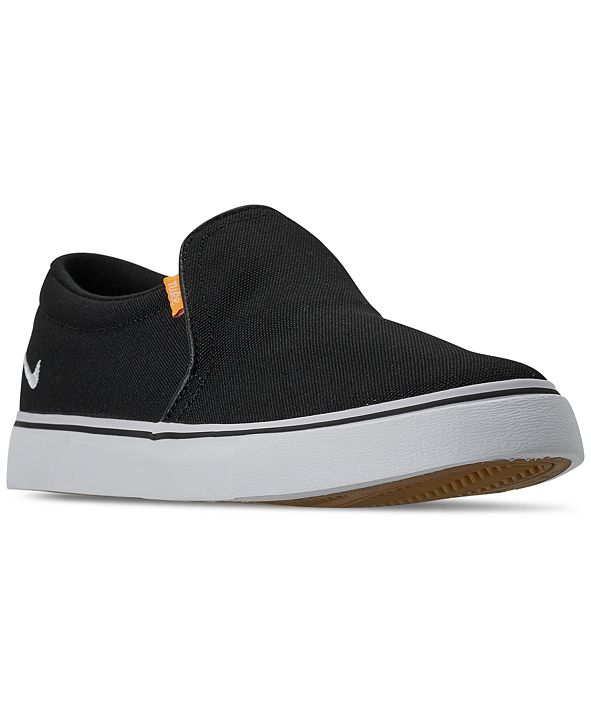 Nike Women's Court Royale AC Slip-On Casual Sneakers from Finish Line