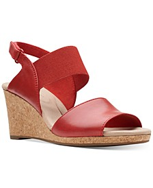 Collection Women's Laffely Lily Wedge Sandals