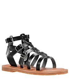 Jayma Toddler and Little and Big Girls Sandal