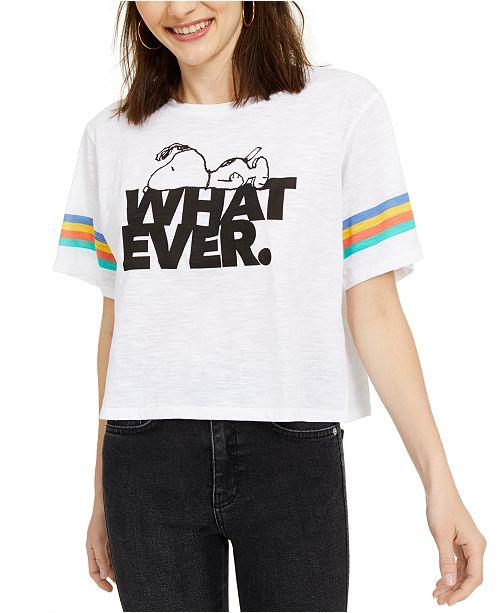 Disney Juniors' Snoopy Graphic T-Shirt