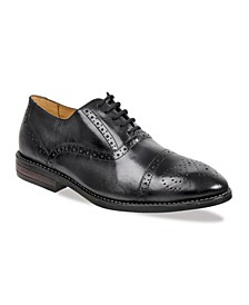 Men's Cap Toe 5 Eyelet Lace