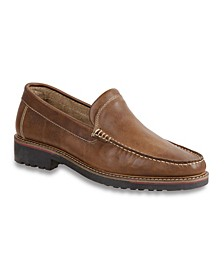 Men's Moc Toe Venetian Slip-On