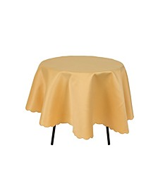 Gamboge Solid Tablecloth