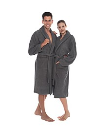 Sorano Unisex Turkish Cotton Bath Robe