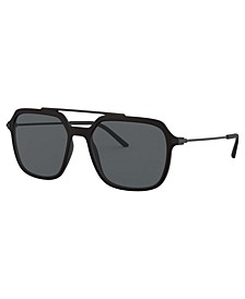 Men's Polarized Sunglasses, DG6129