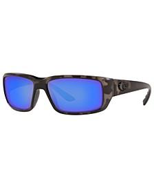 Men's Fantail Polarized Sunglasses